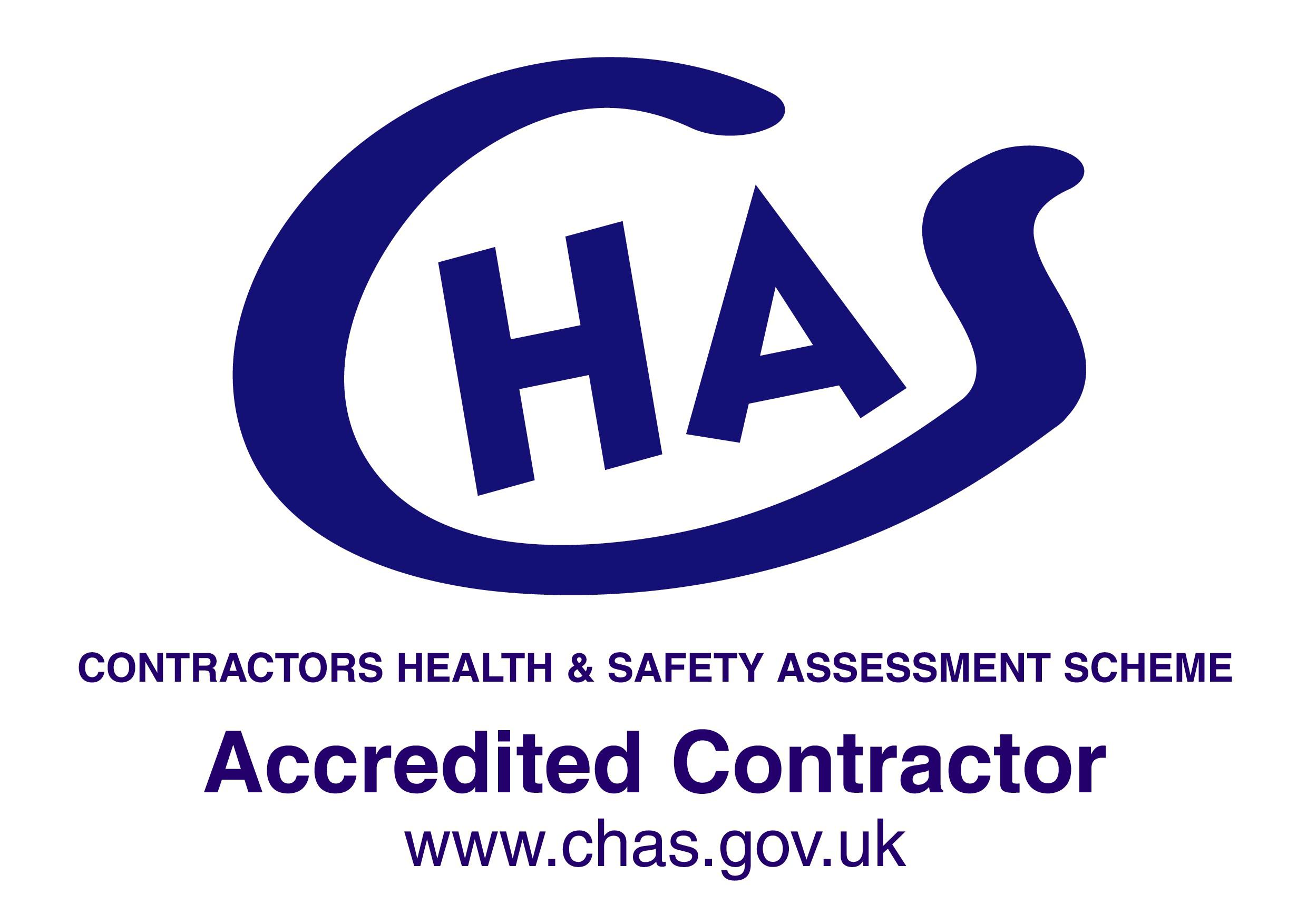 CHAS Certified Contractor